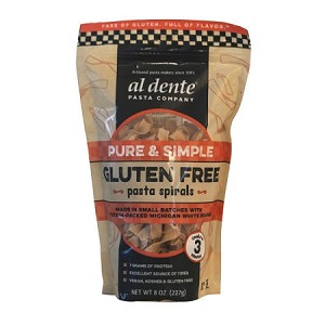 Gluten Free Pure and Simple
