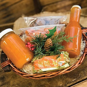 Apricot Lovers Basket
