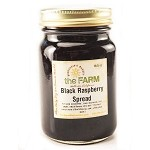 Black Raspberry Spread (No Sugar Added)