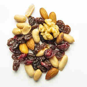 Cran-Raisin Nut Mix