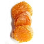 Dried California Slip Pit Apricots