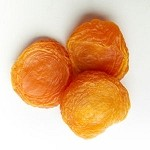 Dried California Extra Fancy Apricots (Extra Large)