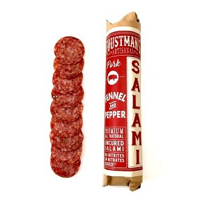 Foustman's Artisanal - Pork Fennel & Pepper Salami (NEW)