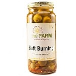 Butt Burning Olives
