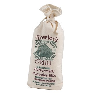 Fowler's Mill - Old Fashion Buttermilk Pancake Mix (NEW)