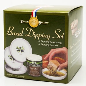 Dean Jacobs 5-Piece Bread Dipping Set (2.4 oz)
