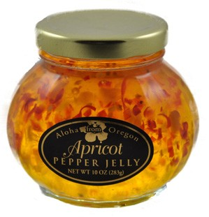 Aloha From Oregon - Apricot Pepper Jelly (NEW)