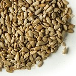 Sunflower Seeds (Roasted & Salted, Shelled)