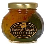 Aloha From Oregon - Pineapple/Jalapeno Split Pepper Jelly (NEW)