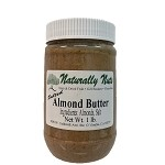 Naturally Nuts - Salted Almond Butter (NEW)