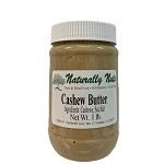 Naturally Nuts - Salted Cashew Butter (NEW)
