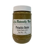 Naturally Nuts - Salted Pistachio Butter (NEW)