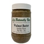 Naturally Nuts - Unsalted Walnut Butter (NEW)